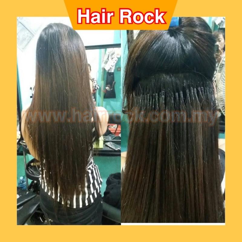 100% Human Hair, Natural Black, No Shedding, No Tangles, Soft & Thick